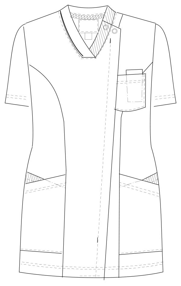RF-5122 フロントスタイルイラスト