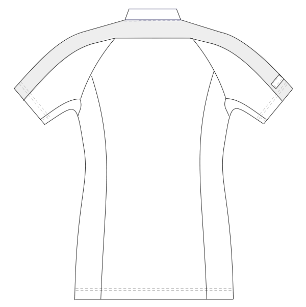 RF-5192 バックスタイルイラスト