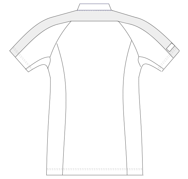 RF-5197 バックスタイルイラスト