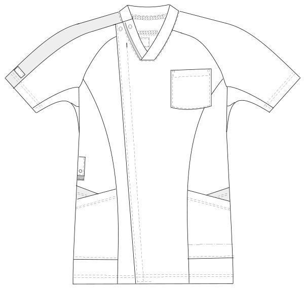 RF-5197 フロントスタイルイラスト