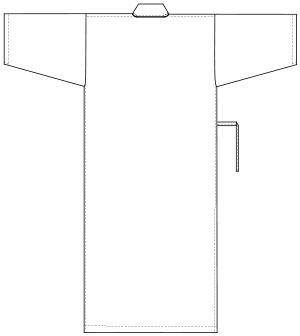 RG-1450 バックスタイルイラスト