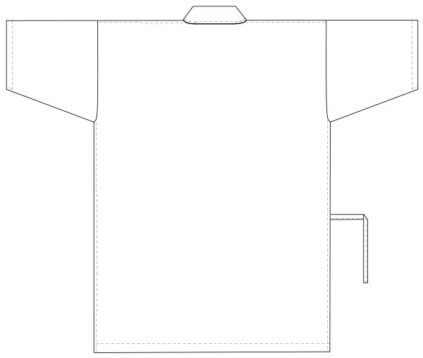 RG-1451 バックスタイルイラスト