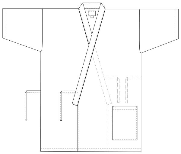 RG-1451 フロントスタイルイラスト