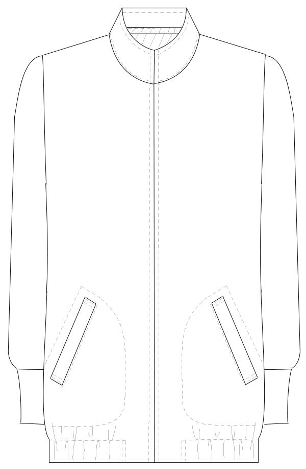 RJ-2470 フロントスタイルイラスト