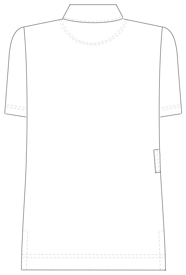 RK-5272 バックスタイルイラスト