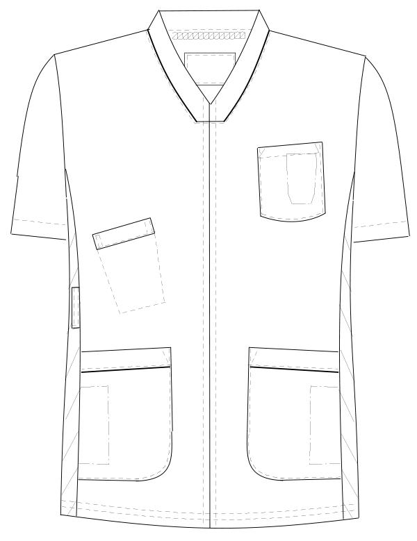 RT-5067 フロントスタイルイラスト