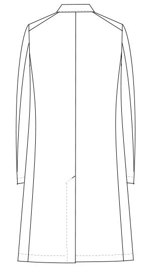 SD-3000 男子シングルコート長袖