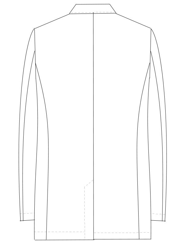 SD-3080 男子テーラードジャケット長袖