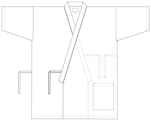 SG-1441 フロントスタイルイラスト