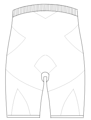 SKF-7023 バックスタイルイラスト