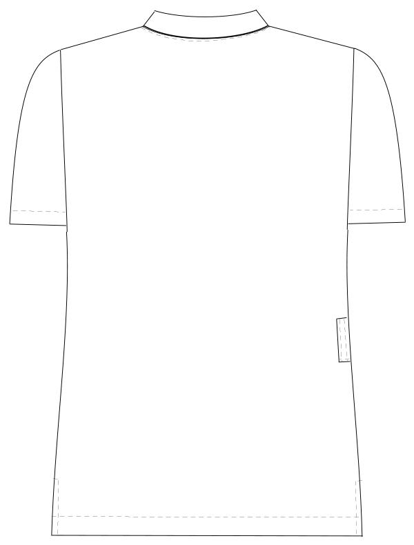 SL-5092 バックスタイルイラスト