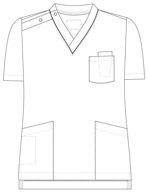 SL-5092 フロントスタイルイラスト
