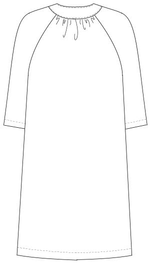 SRC-361 バックスタイルイラスト