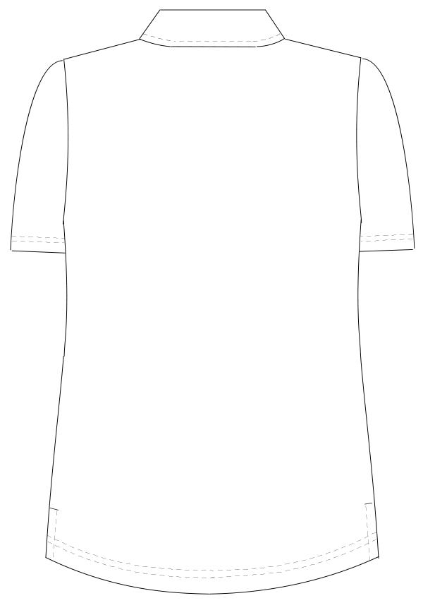 TH-2477 バックスタイルイラスト