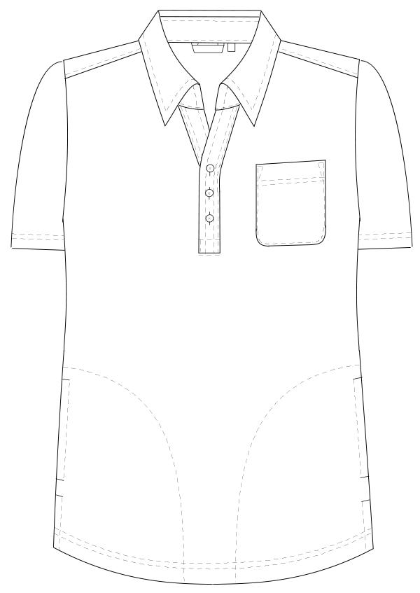 TH-2477 フロントスタイルイラスト