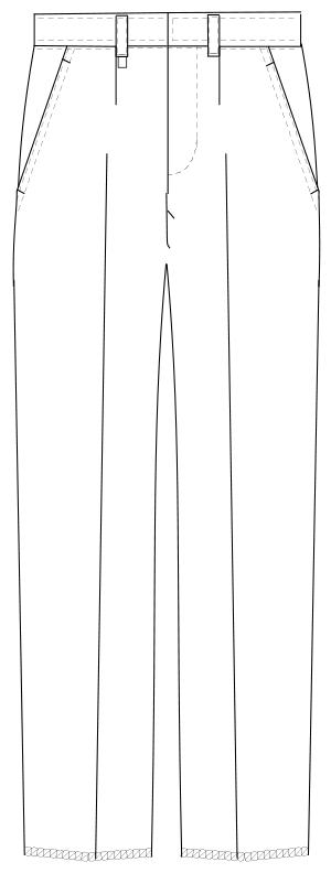 USA-90 フロントスタイルイラスト
