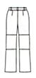 ATA-1803 バックスタイルイラスト