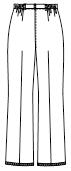 CF-4803 バックスタイルイラスト