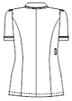 CF-4832 バックスタイルイラスト