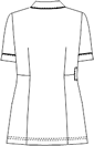 HO-1672 バックスタイルイラスト