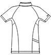 JM-3177 バックスタイルイラスト