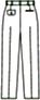 KNX-790 バックスタイルイラスト