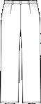 LH-6203 バックスタイルイラスト