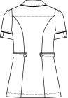 LH-6242 バックスタイルイラスト