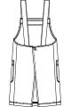 LH-6250 バックスタイルイラスト