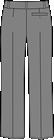 OA-6003 バックスタイルイラスト