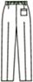 ST-698 バックスタイルイラスト
