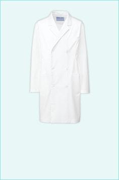 メンズシングル診察衣 REP205