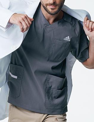 adidasメンズスクラブ[KAZEN製品] SMS118