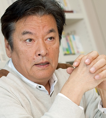 神経内科で感じた問題意識について語る米山先生