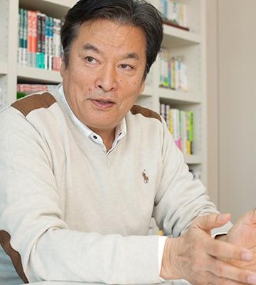 老人医療や介護の現状を語る米山先生