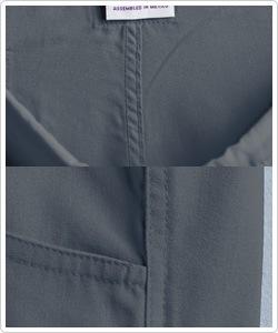 ダブルステッチ強化縫製