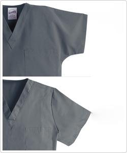 動きやすさと着心地を考慮した袖部位のデザイン