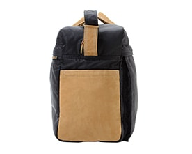 2WAY BOSTON BAG BLACK・KHAKI