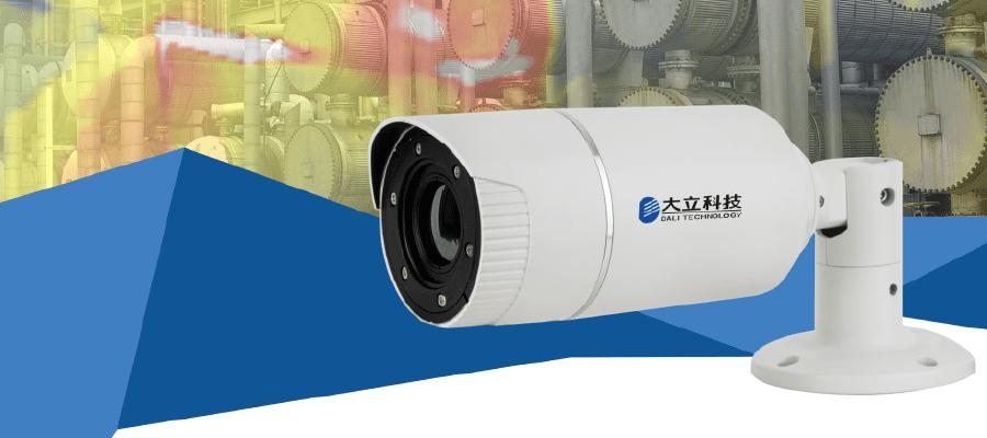 監視ネットワークカメラ