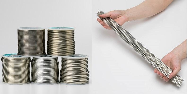 金属材料の通販サイト ティンアロイで購入した 錫やスズ合金の使い方 保管方法の紹介