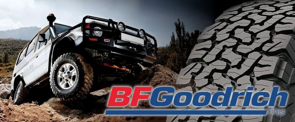BFGoodrich(ビーエフグッドリッチ)バナー
