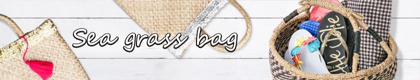 Sea grass bag