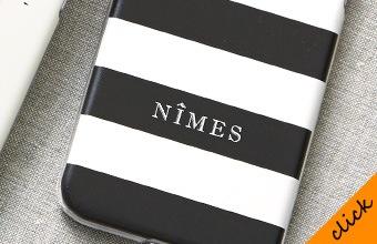 NIMES×リンネル