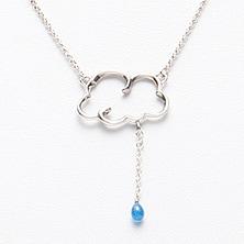 ileava jewelry/最初の一雫 ネックレス