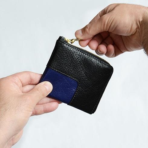 メンズミニ財布