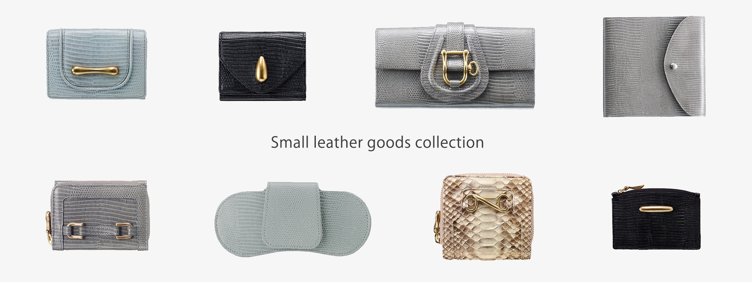 Small Leather Goods Collection