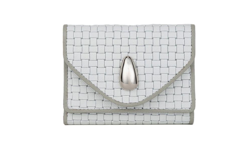 メッシュ財布(三つ折りミニ)
