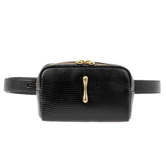 Review Belt bag Lizard