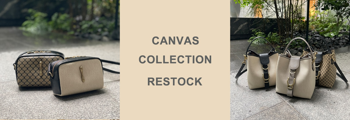 CANVAS COLLECTION RESTOCK