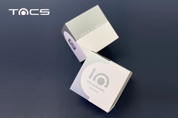 TACS10周年特別スリーブ